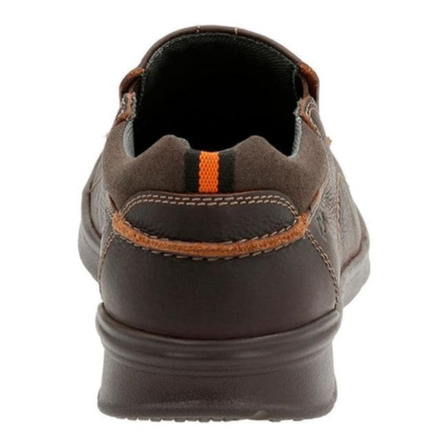 35b590cc1b1 Shop Clarks Men s Cotrell Step Bicycle Toe Shoe Brown Oily Cow Full Grain  Leather - On Sale - Free Shipping Today - Overstock - 12354748