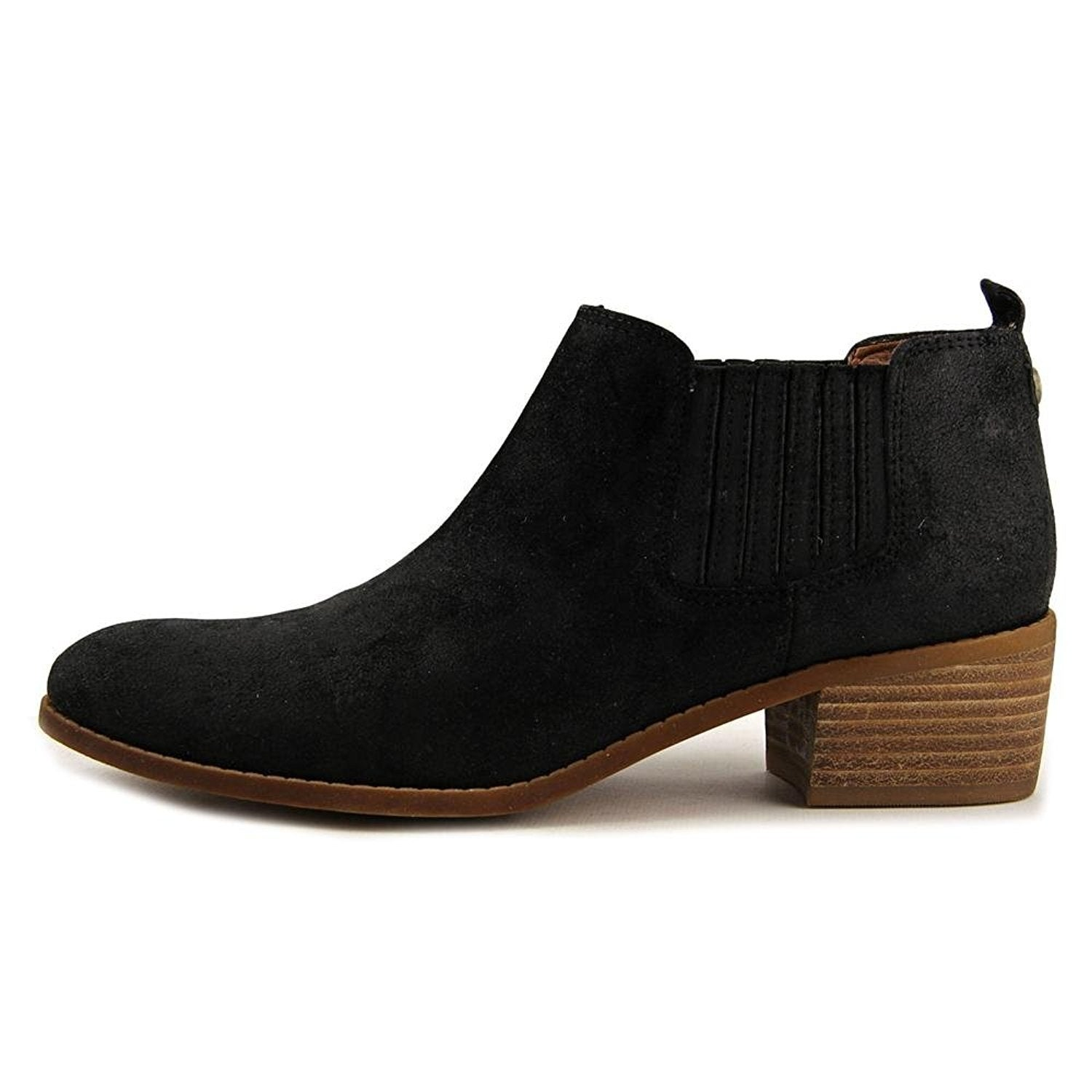e0cc1b9e89c87d Shop Tommy Hilfiger Womens ripley Almond Toe Ankle Fashion Boots - Free  Shipping On Orders Over  45 - Overstock - 17041914