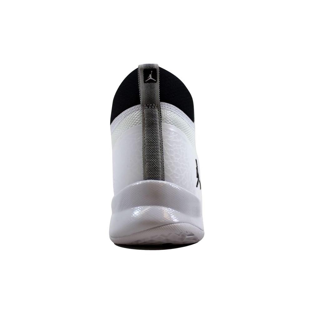 d39efa85b8a9 Shop Nike Air Jordan Super.Fly 5 PO White Black-White Men s 881571-110 Size  11.5 Medium - Free Shipping Today - Overstock - 27339569