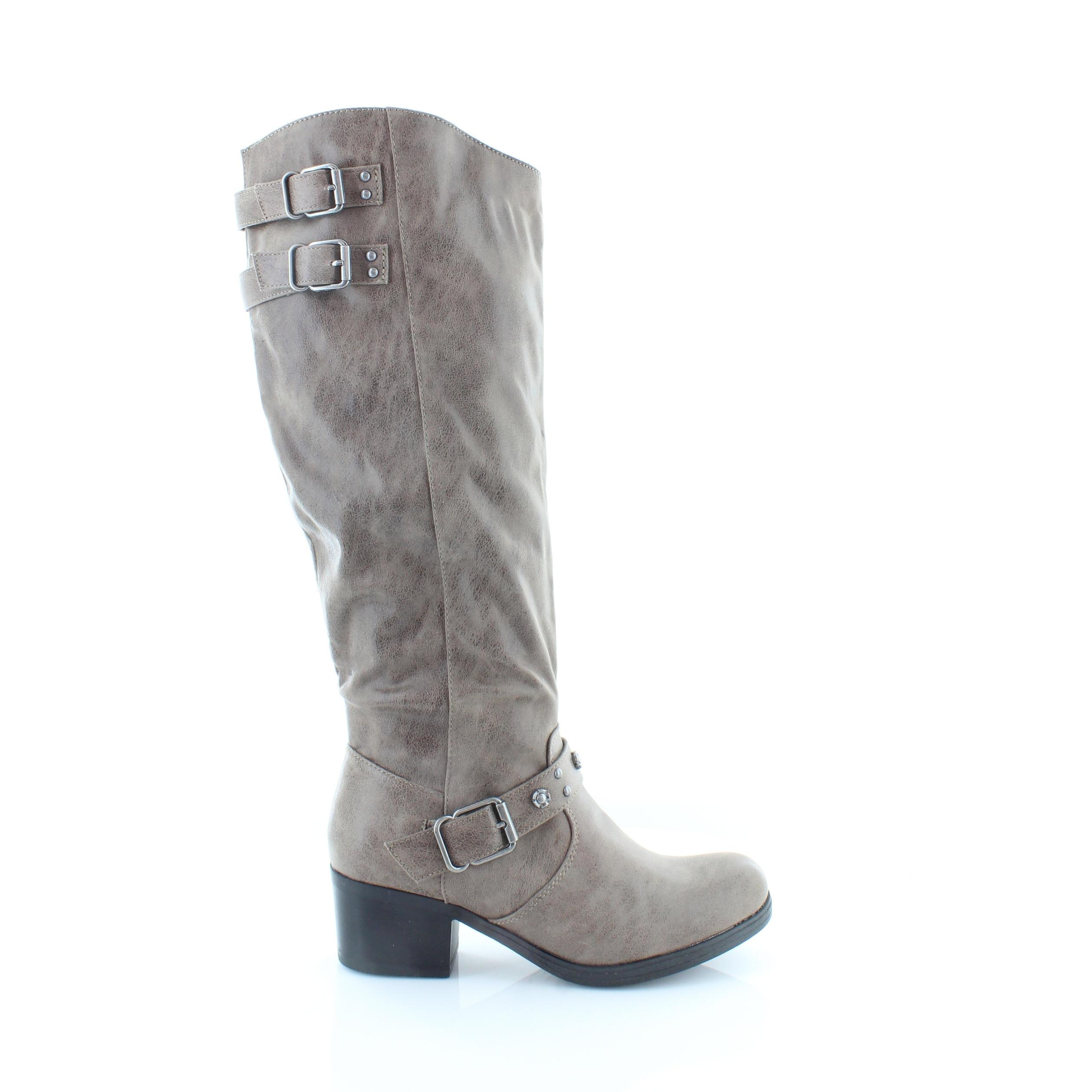 93959149ace Shop Carlos Santana Cara Women s Boots Taupe - Free Shipping Today ...