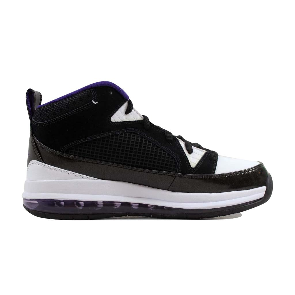 official photos 96246 28ce0 Shop Nike Men s Air Jordan Flight 9 Max RST Black Club Purple-White  486875-007 - Free Shipping Today - Overstock - 22531475
