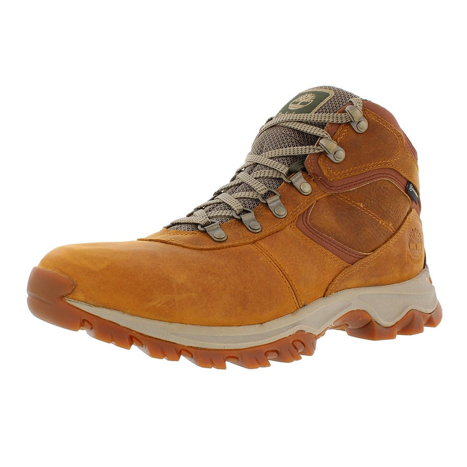 e02dbfca701 Timberland Earthkeepers Mt. Maddsen Mid Waterproof Hiker Boots Men's Shoes  - 11 D(M) US