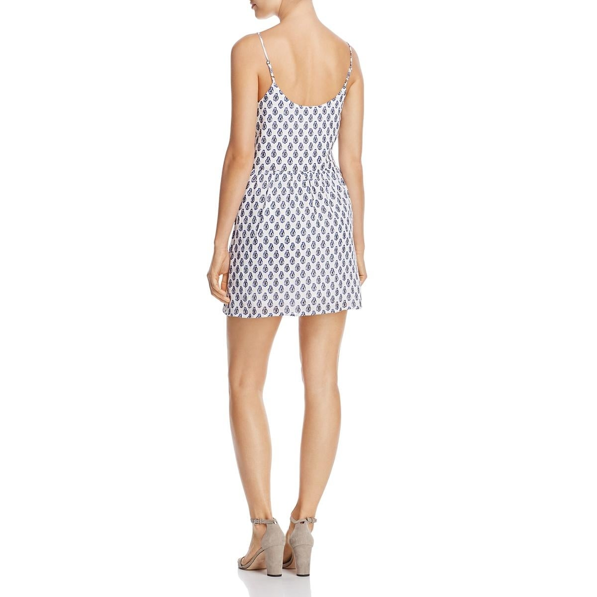84a74197d625d Soft Joie Womens Vadim Casual Dress Woven Printed - l