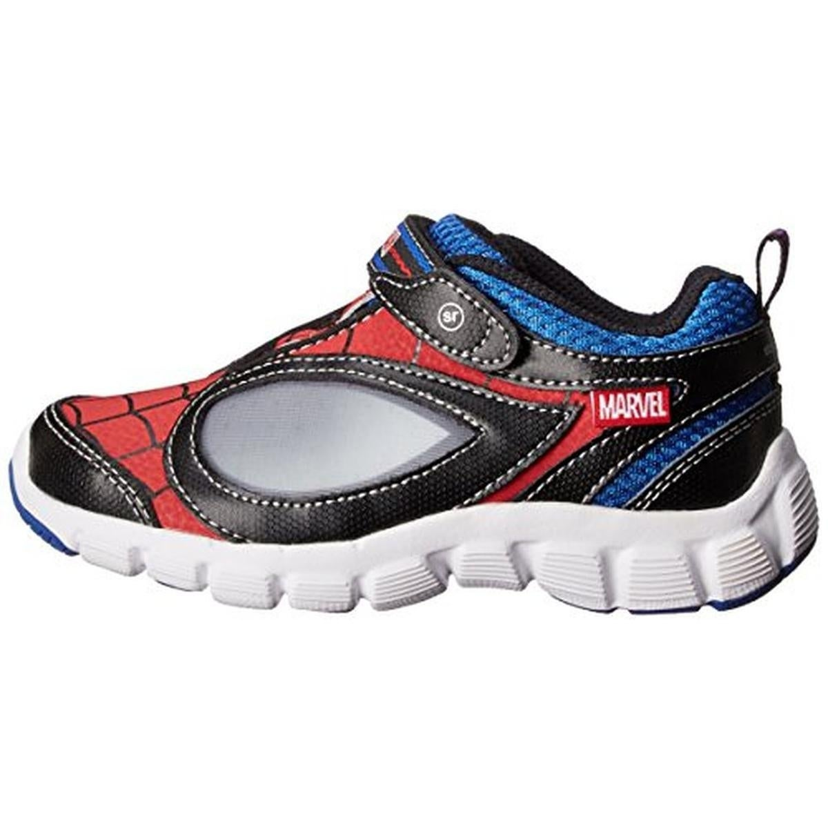 Stride Rite Boys Spidey Reflex Fashion Sneakers Light Up - Free Shipping On  Orders Over $45 - Overstock.com - 20505904