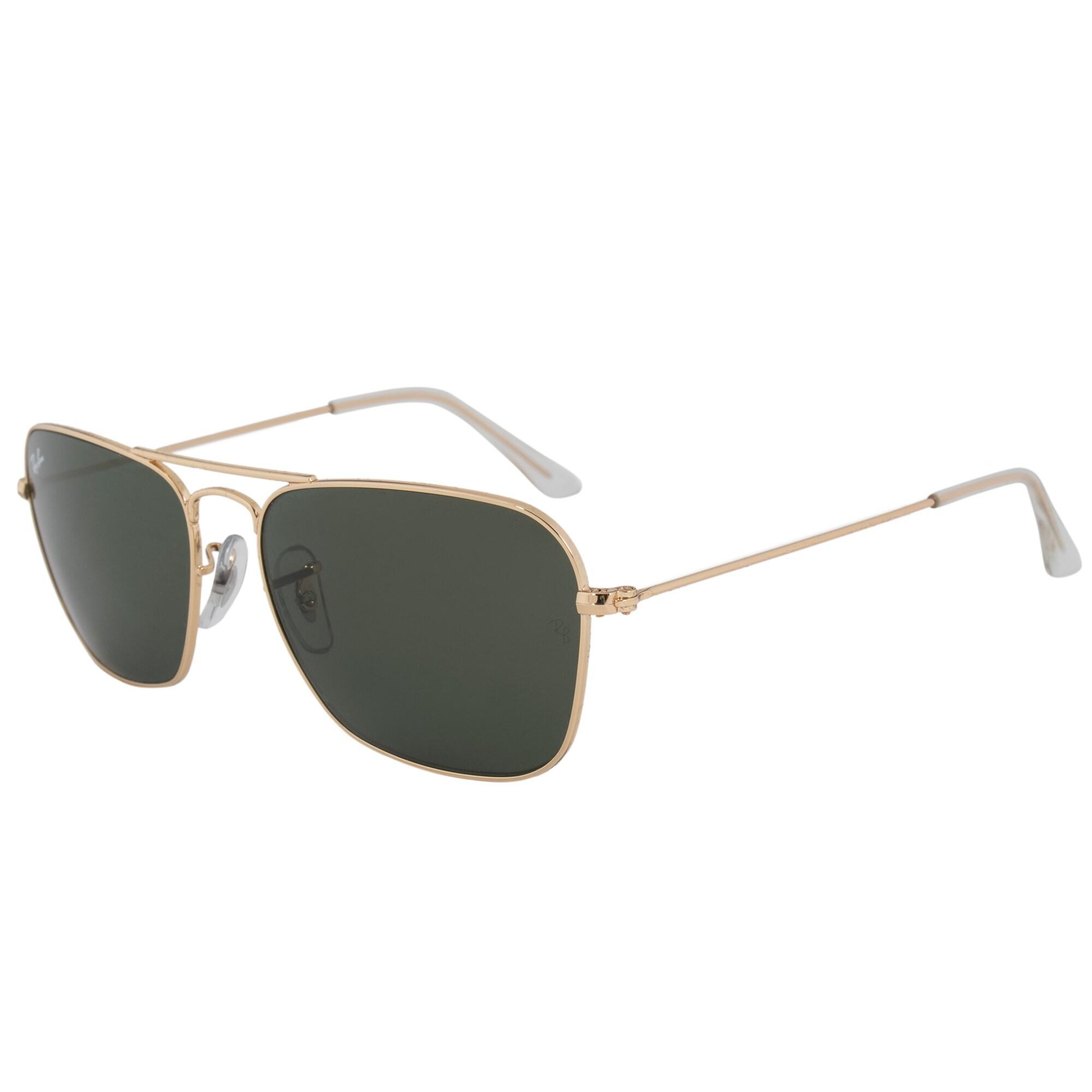 90e5e8de6e Shop Ray-Ban Caravan Sunglasses RB3136 001 55