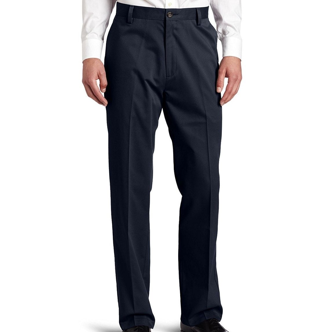 8a0e046b4f Shop Dockers Navy Blue Mens 34x34 Classic-Fit Easy Khakis Stretch Pants -  On Sale - Free Shipping On Orders Over  45 - Overstock - 27186906