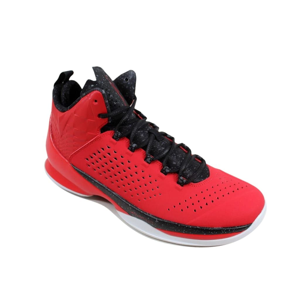 online store 6b4e7 c5ff9 Shop Nike Men s Air Jordan Melo M11 University Red Black-White716227-605 -  Free Shipping Today - Overstock - 24015306