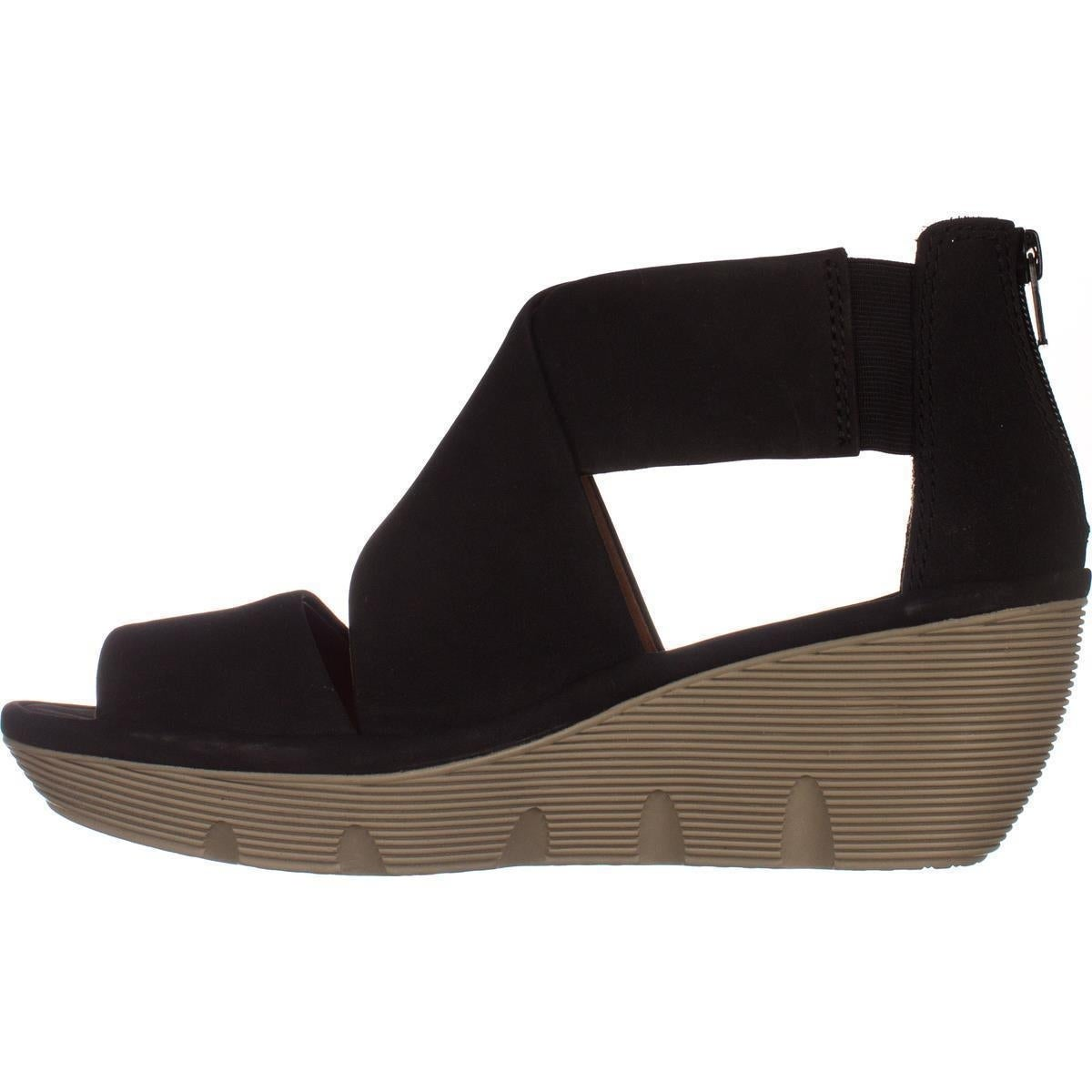04e5c968e36 Shop Clarks Clarene Glamor Comfort Wedge Sandals