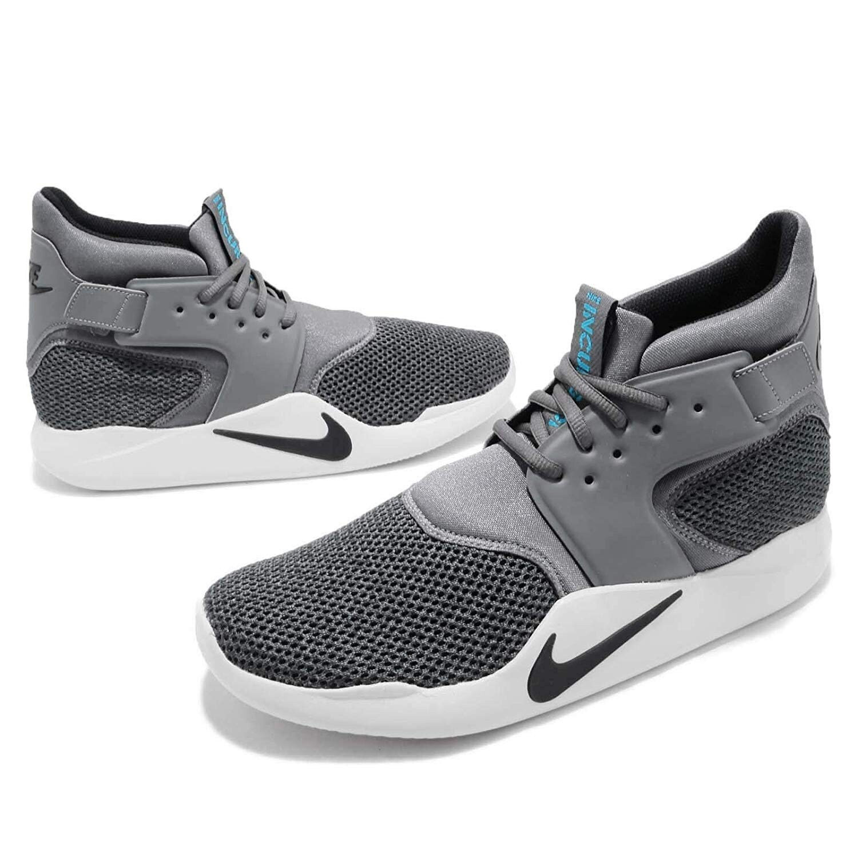 7080666d69e Shop NIKE Men s incursion Mid SE Shoe Dark Grey Black-Vast Grey- - 10 -  Free Shipping Today - Overstock.com - 25774258