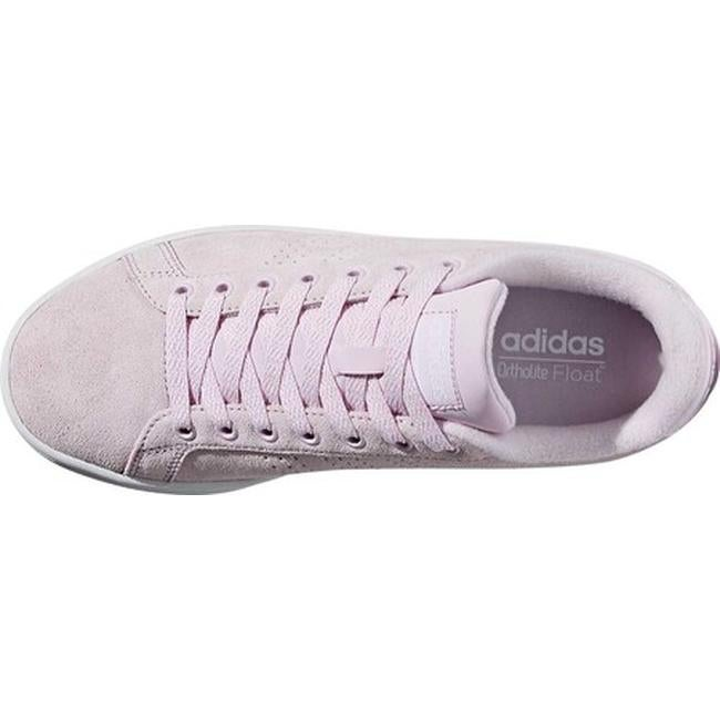 Shop adidas Women s NEO Cloudfoam Advantage Clean Court Shoe Aero Pink S18 Aero  Pink S18 FTWR White - Free Shipping On Orders Over  45 - Overstock - ... cf52cf4d2