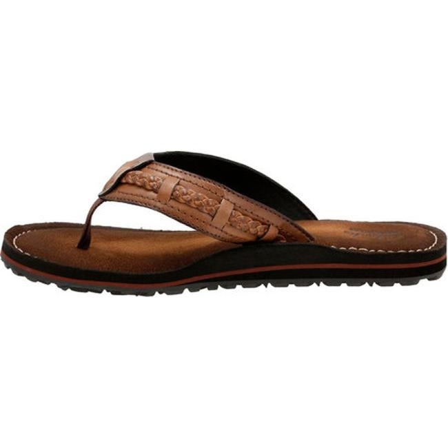 6ee7759acef0 Shop Clarks Women s Fenner Nerice Flip Flop Honey Synthetic - On Sale -  Free Shipping Today - Overstock - 14201573