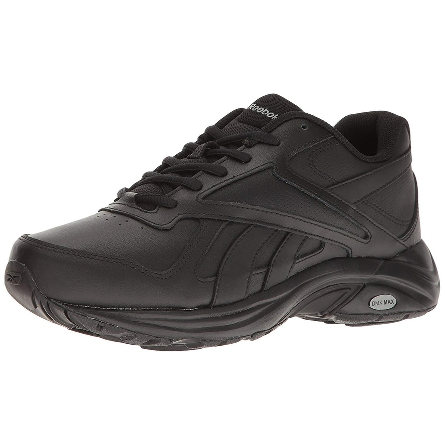 6d2218eec0b Reebok Women s Ultra V DMX Max WD D Walking Shoe - black black - wide d -  5.5