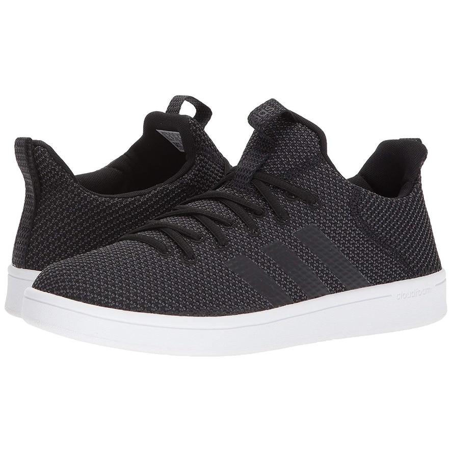 premium selection 98cec fbca0 Adidas Mens Cf Adv Adapt, Core BlackCore BlackWhite, 10 M Us