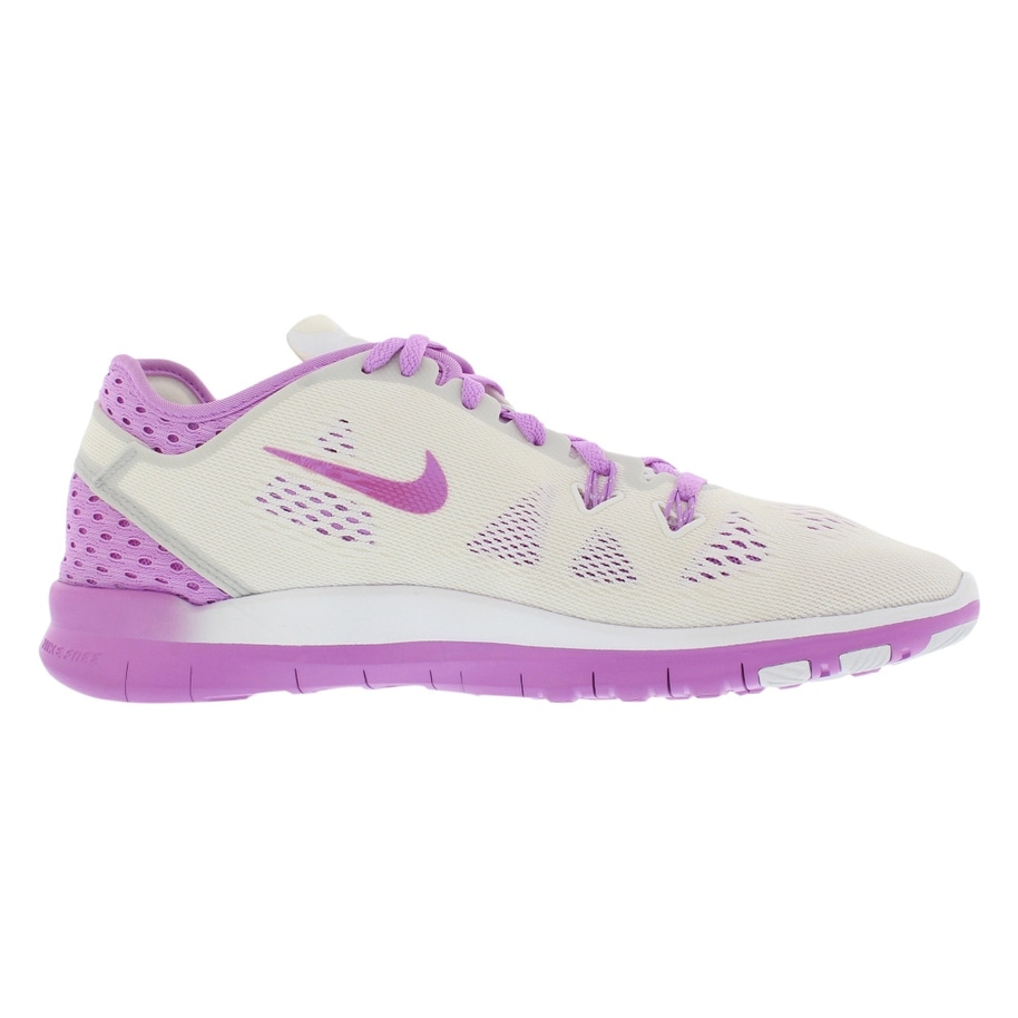 6e0810d2626ba Shop Nike Free 5.0 Tr Fit 5 Breathe Fitness Women s Shoes - 6 b(m) us - Free  Shipping Today - Overstock - 22124436