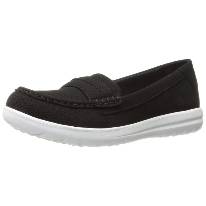 02a0ec2e3ca Shop CLARKS Womens Jocolin Maye Fabric Closed Toe Loafers - On Sale - Free  Shipping On Orders Over  45 - Overstock - 19880309