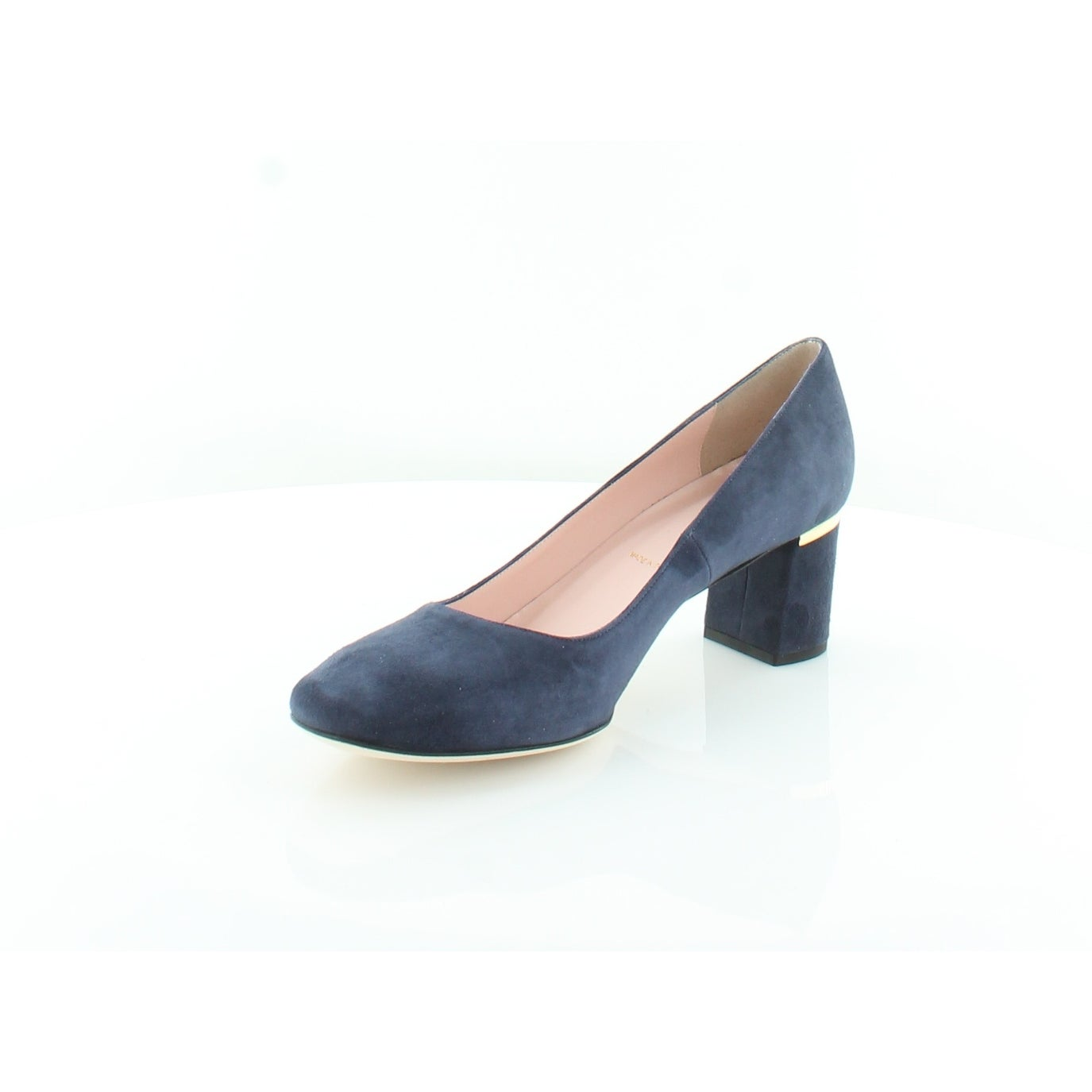 937a55134608 Shop Kate Spade Dolores Women s Heels Navy - Free Shipping Today -  Overstock - 25585635