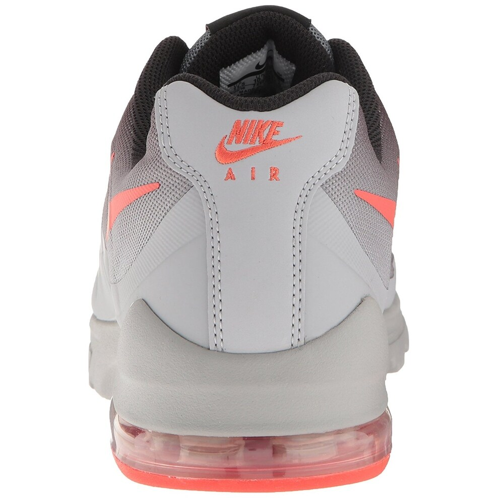 new product 2e345 d7961 Shop Nike Men s Air Max Invigor Print Running Shoe, Dark Grey Max Orange Wolf  Grey Black, 10 D(M) US - Free Shipping Today - Overstock - 18276078