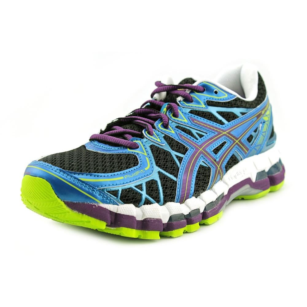 d012b5c92bbc0 Shop Asics Gel-Kayano 20 D Round Toe Synthetic Running Shoe - Free Shipping  Today - Overstock - 18596869
