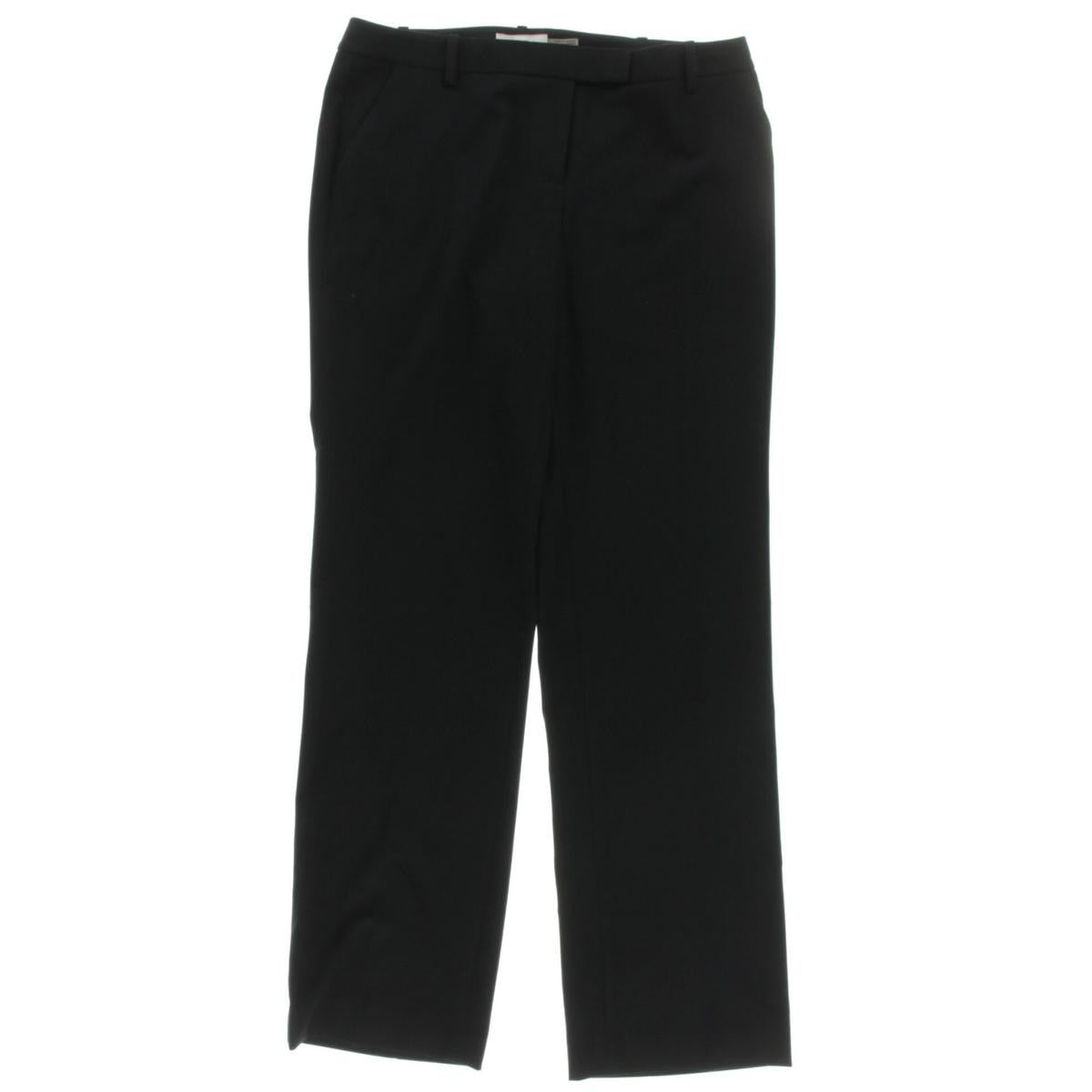 a58014f9 Shop Calvin Klein Womens The Madison Dress Pants Straight Leg Relaxed -  Free Shipping On Orders Over $45 - Overstock - 15813280