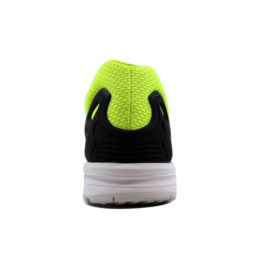 eb5e26d6e Shop Adidas ZX Flux Electric Yellow White M22508 Men s - Free Shipping  Today - Overstock - 27339604