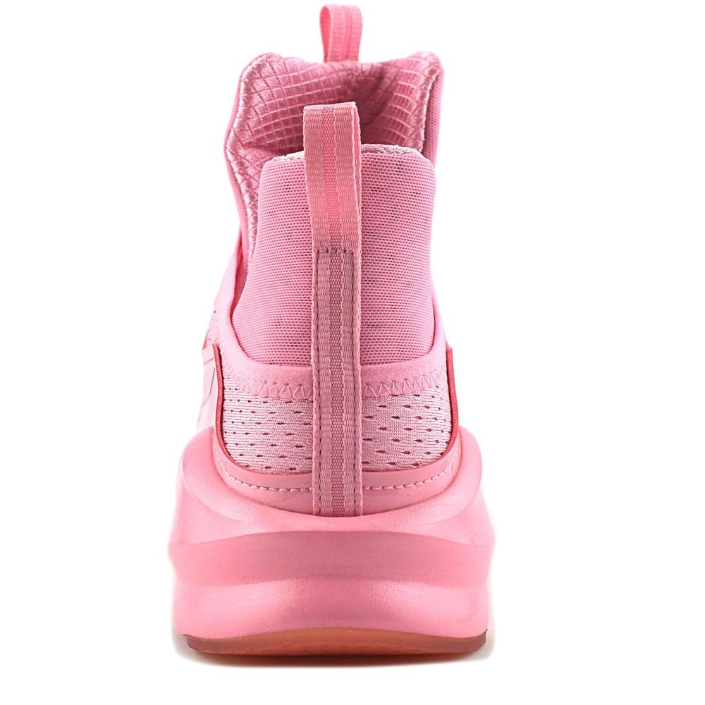 be977670 Puma Fierce Bright Mesh Women Round Toe Synthetic Pink Sneakers
