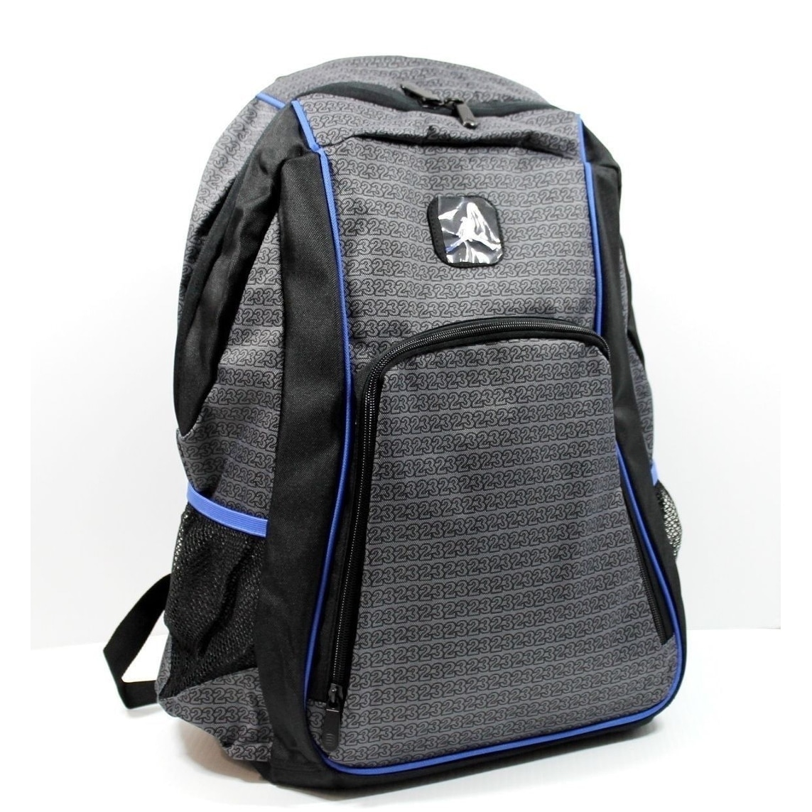 a63ff11df4ccf7 Shop Nike Jordan Jumpman 23 Big Students School Backpack with Laptop Sleeve  9A1223 - Free Shipping On Orders Over  45 - Overstock - 22544486
