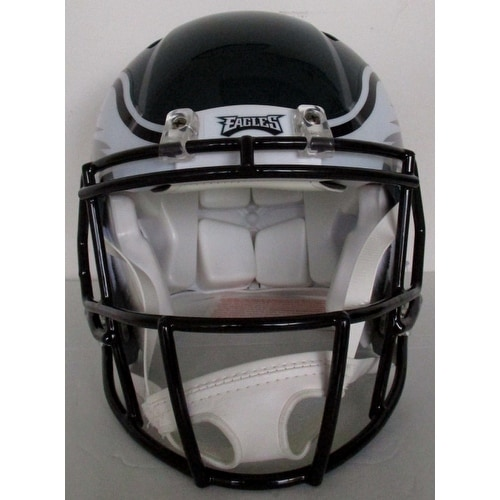 1a113a9ac8a Shop Carson Wentz Signed Eagles Full Size Authentic On Field Speed Helmet  Fanatics - Free Shipping Today - Overstock - 17040087