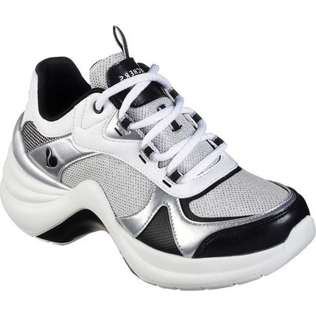 Acquista 2 FUORI QUALSIASI CASO wedge sneakers skechers E
