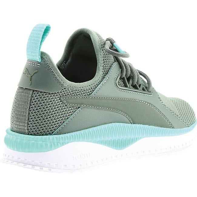 d568fedb692 Shop PUMA Women s TSUGI Apex Jewel Street2 Sneaker Laurel Wreath Biscay  Green - Free Shipping Today - Overstock - 25558884