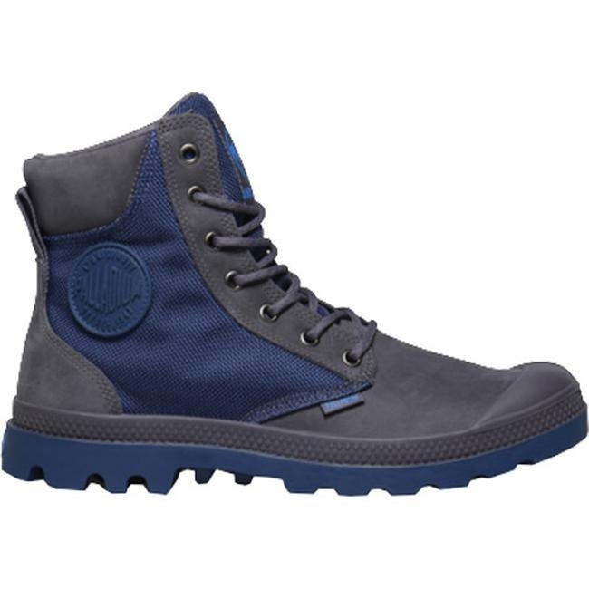 Shop Palladium Pampa Sport Cuff WPN Boot Rabbit Dark Denim - Free Shipping  Today - Overstock - 18116480 17efdc1c170