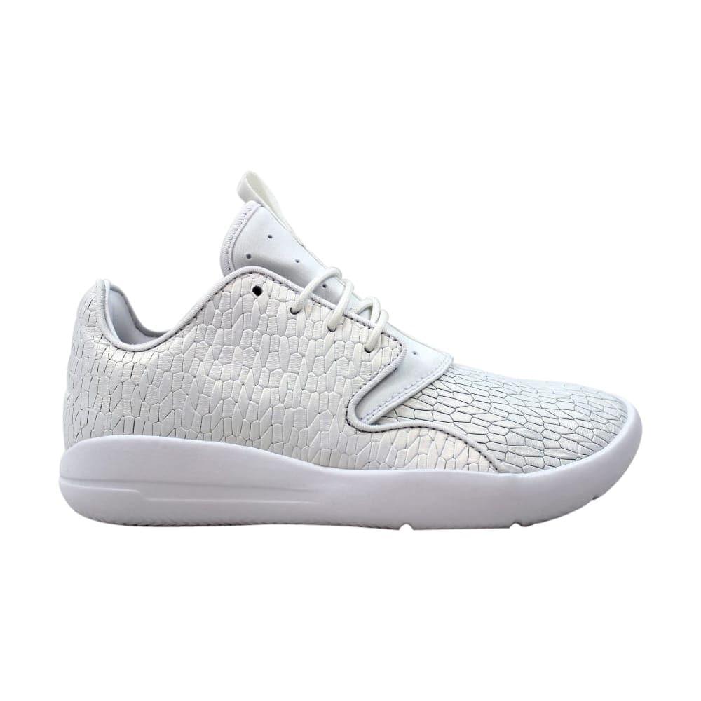 more photos 12223 9e3e8 Nike Grade-School Air Jordan Eclipse Premium HC GG White White-Pure  Platinum 897509-100 Size 5.5