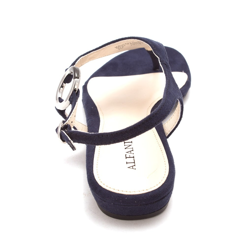 769215e4f4166 Shop Alfani Womens Honnee Open Toe Casual Ankle Strap Sandals - Free  Shipping On Orders Over  45 - Overstock.com - 17747606