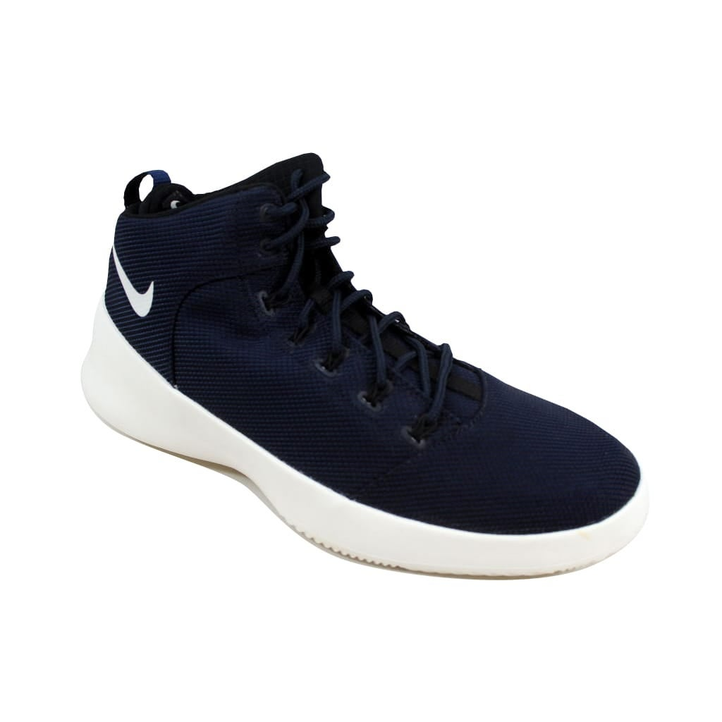 55d3d52ad843bc Shop Nike Men s Hyperfr3sh Obsidian Sail-Black 759996-400 - Free Shipping  Today - Overstock - 23437039