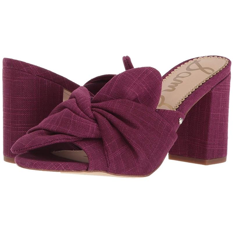 f450329e87b Shop Sam Edelman Women s Oda Heeled Sandal - Free Shipping Today -  Overstock - 22882550