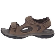 ae5974c57e5f Shop Dockers Men s Devon Gladiator Sandal - brown brown khaki - Free  Shipping On Orders Over  45 - Overstock.com - 20715496