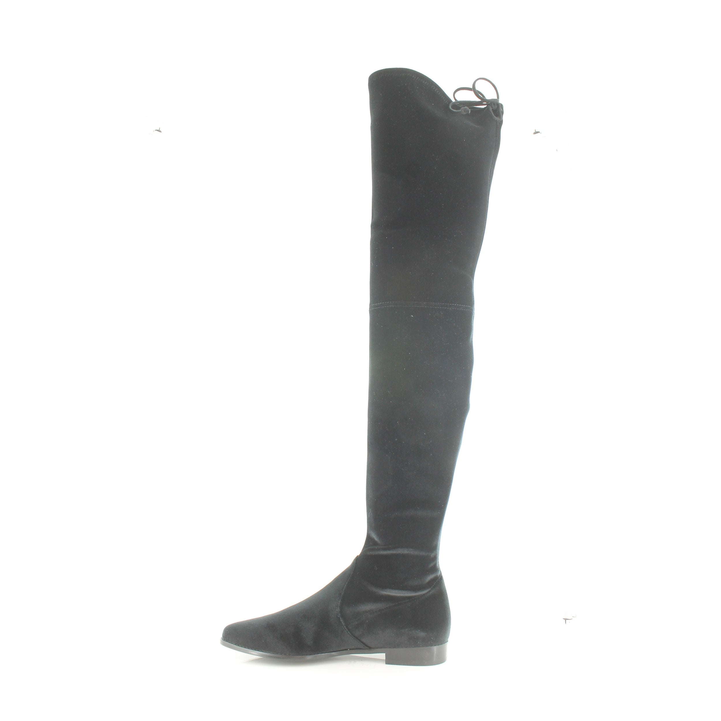 9d38feb96b8 Shop Stuart Weitzman LeggyLady Women s Boots Black - Free Shipping Today -  Overstock - 21550244