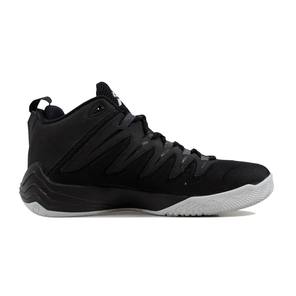 the best attitude addaf 88875 Shop Nike Men s Air Jordan CP3 IX 9 Black Metallic Silver-Anthracite Chris  Paul 810868-010 - Free Shipping Today - Overstock - 21893425