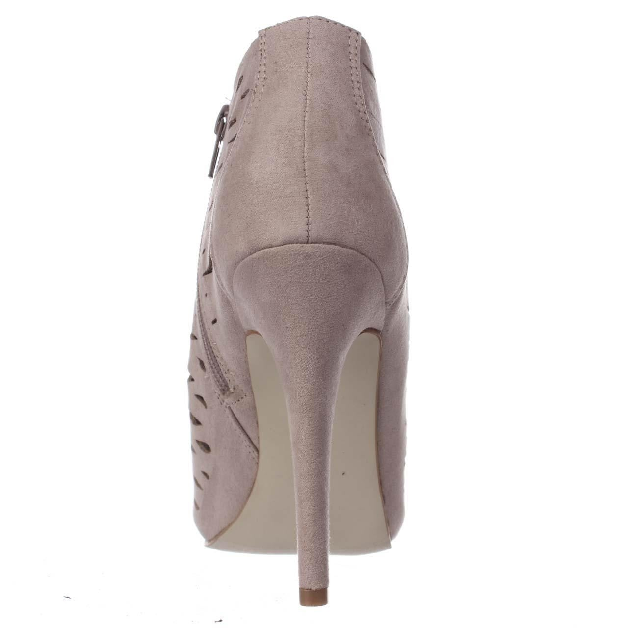 5bcd28e99c Shop Madden Girl Womens ROCKELLA Fabric Peep Toe Classic Pumps - Free  Shipping On Orders Over $45 - Overstock - 16573376