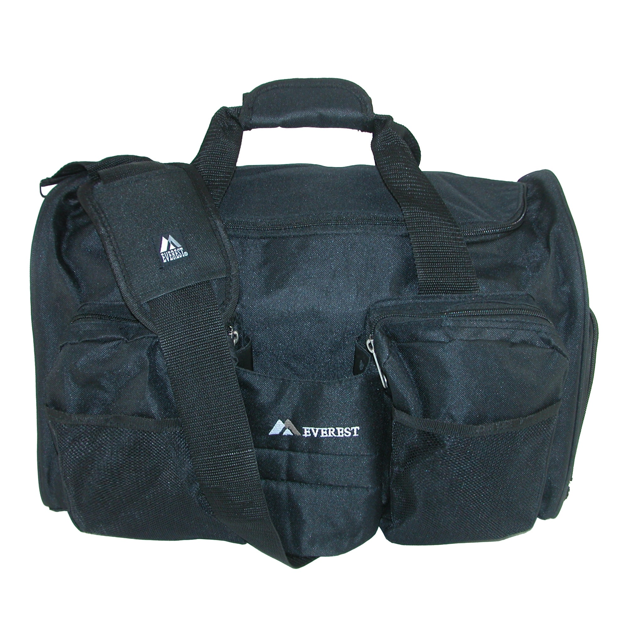 1a939a94ff Shop Everest Sports Duffel Gym Bag with Wet Pocket - one size - Free  Shipping On Orders Over  45 - Overstock - 20457810