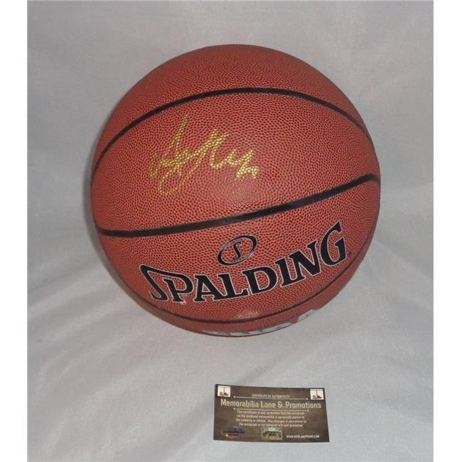 Shop Memorabilia Lane ALHAB1 Al Horford Autographed Basketball - Free  Shipping Today - Overstock.com - 23425547 ebaa41203