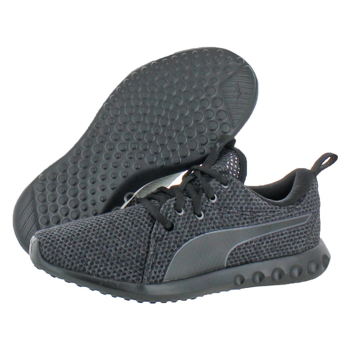 dcf791a2b4ea85 Shop Puma Womens Carson 2 Nature Knit Running Shoes SoftFoam Lifestyle -  Free Shipping On Orders Over  45 - Overstock - 23503514