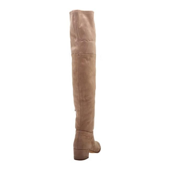 0185393f62d Shop Chinese Laundry Women s Felix Over the Knee Boot Mink Suedette - Free  Shipping Today - Overstock - 24300326