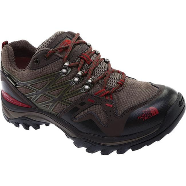 a6742a8689f The North Face Men's Hedgehog Fastpack GORE-TEX Coffee Brown/Rosewood Red