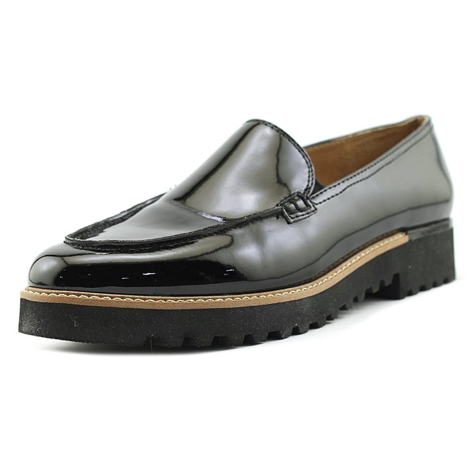 8cda4f6c3af Shop Franco Sarto Womens Cypress Fabric Almond Toe Loafers - Free Shipping  Today - Overstock - 21425725