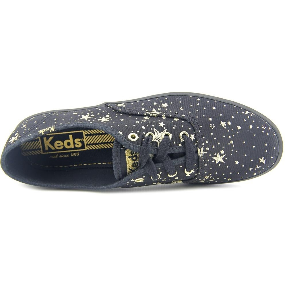 8dfc2466a09c9 Shop Keds Womens Champion Celestial Canvas Low Top Lace Up Fashion Sneakers  - Free Shipping On Orders Over  45 - Overstock - 20895348