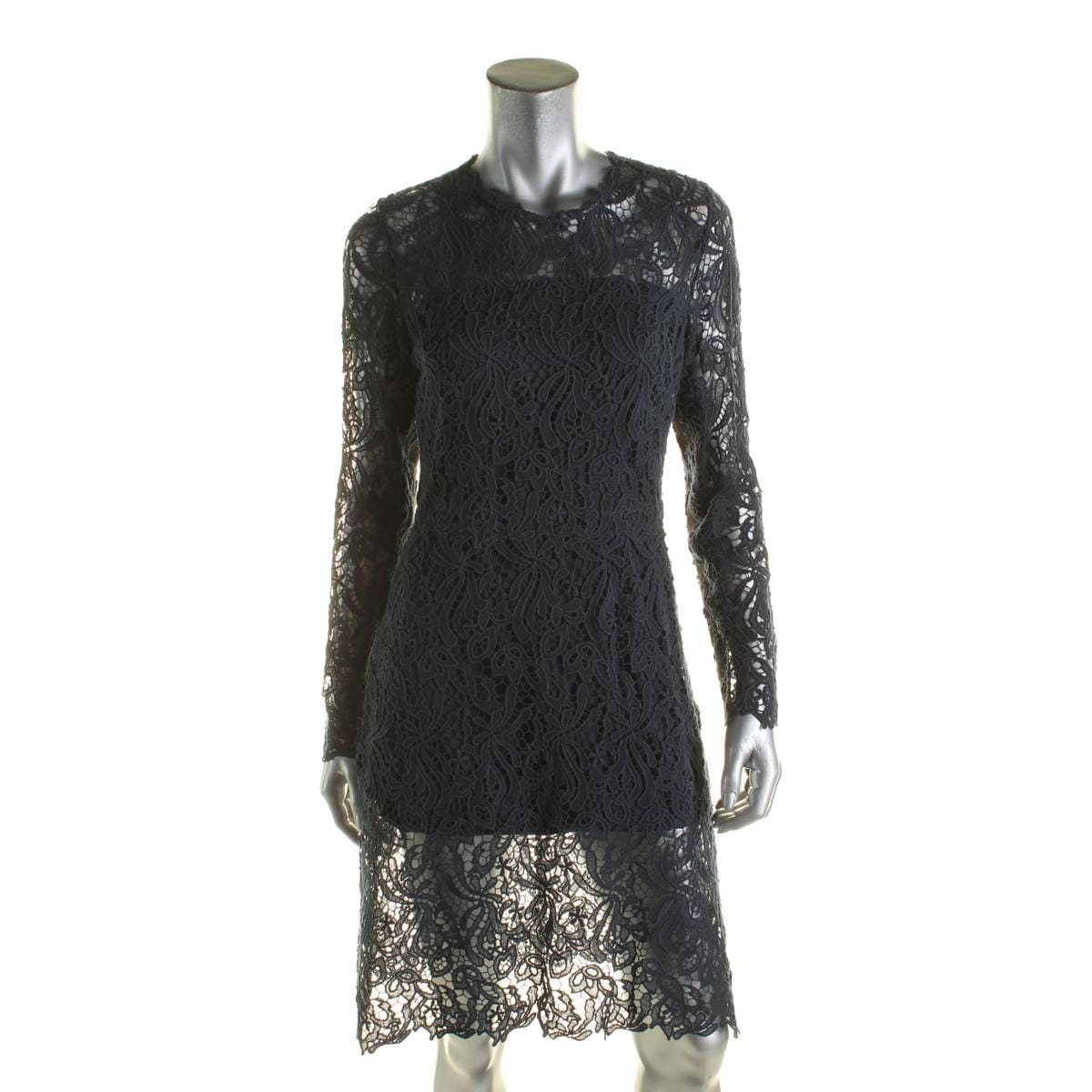 2e76a80933c95 Shop Elie Tahari Womens Priscilla Party Dress Lace Floral - Free Shipping  Today - Overstock - 17655294