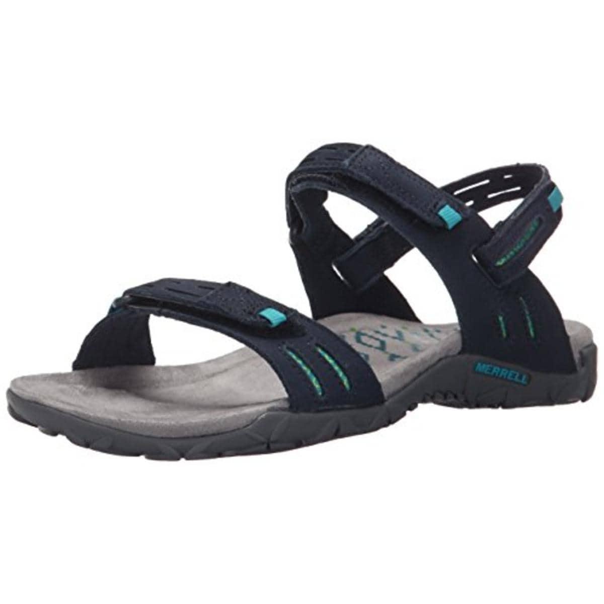 5020b4830077 Shop Merrell Womens Terran Strap II Sport Sandals Leather Casual - 9 medium  (b
