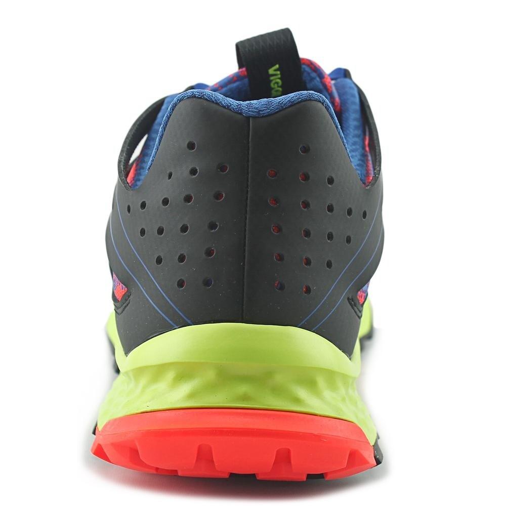 9b3e8693a99b21 Shop Adidas Vigor Bounce Men Blue CBlack SYello Cross Training Shoes - Free  Shipping Today - Overstock - 16272074