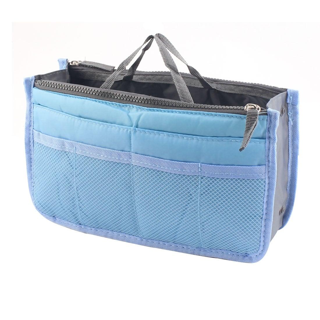 Shop Travel Portable Cosmetic Makeup Storage Handbag Tote Insert ...