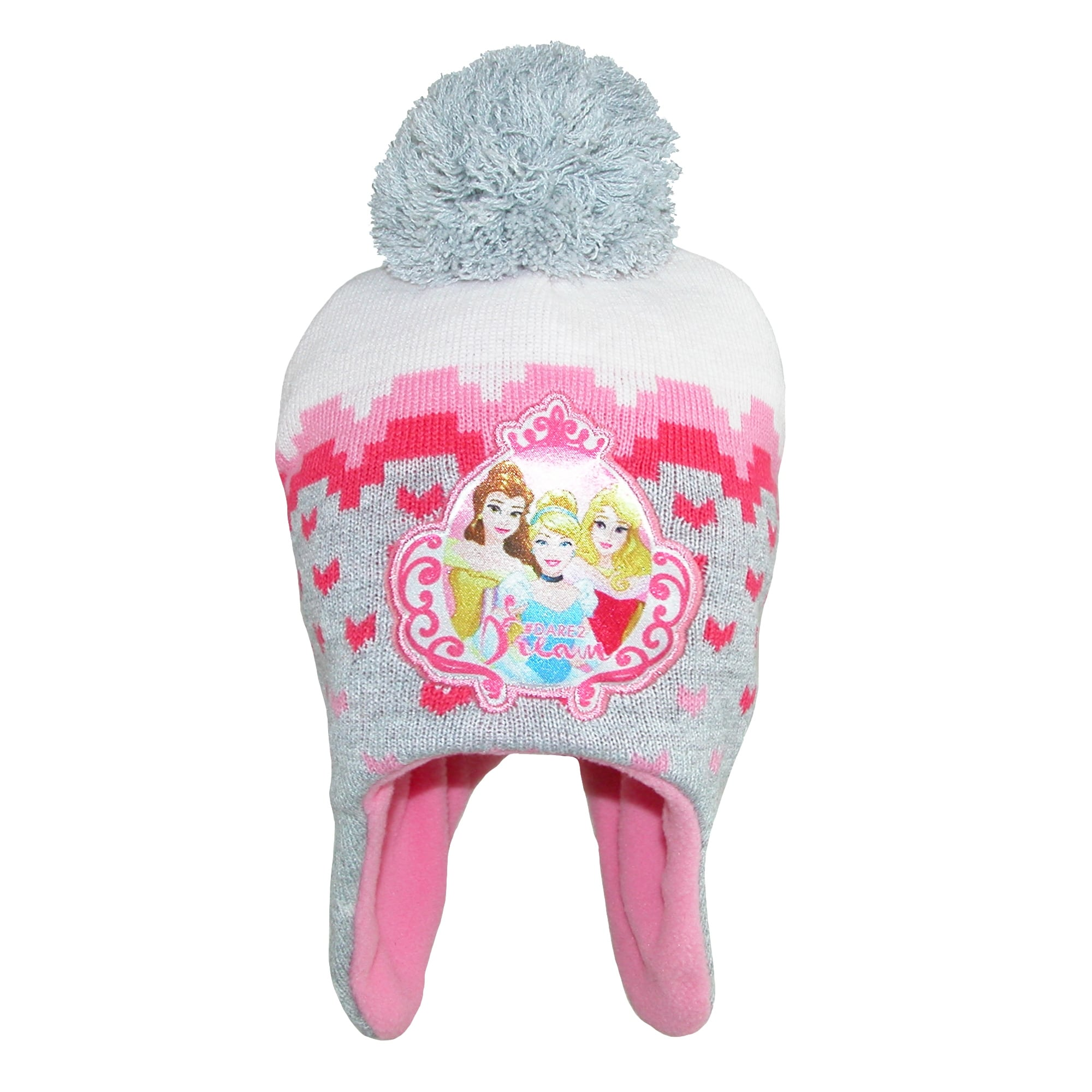 Shop Disney Infant   Toddler s Princess Hat and Mitten Winter Set - Free  Shipping On Orders Over  45 - Overstock.com - 17904752 8cdb22acd33